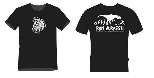 Run Jurassic Kids T-Shirt