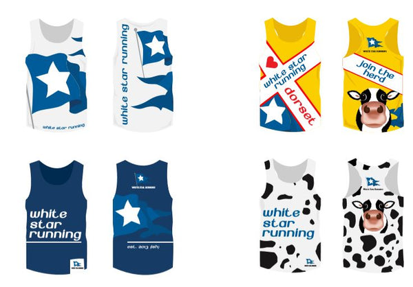 Mens Sublimated Vest