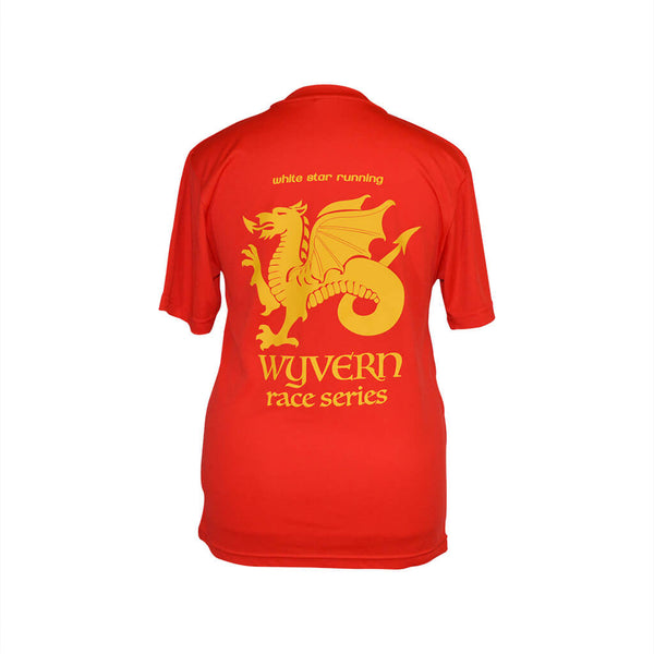 Wyvern Series 2018 Technical T-Shirt