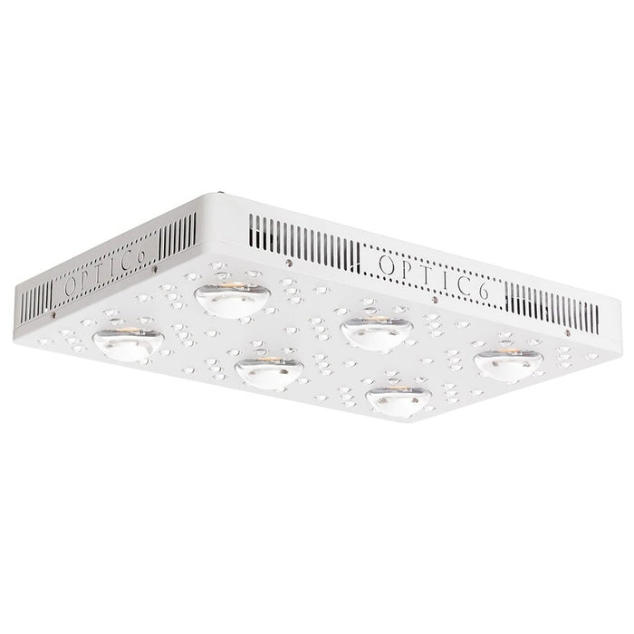 Optic 2 Gen4 200w Dimmable Cob Led Grow Light: Optic 6 Gen4 Dimmable COB LED Grow Light 570w (UV/IR