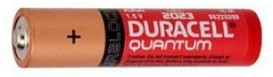Duracell AAA Quantum Alkaline Battery, Boxed AAA - Made in USA<br>144 Piece Brick