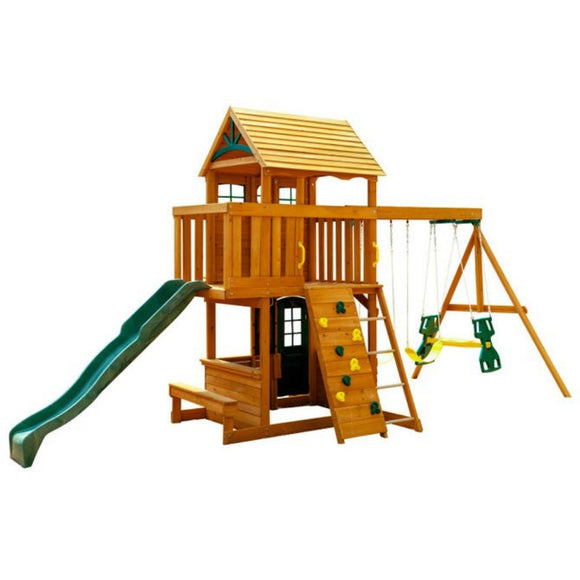 Ashberry Wooden Playset