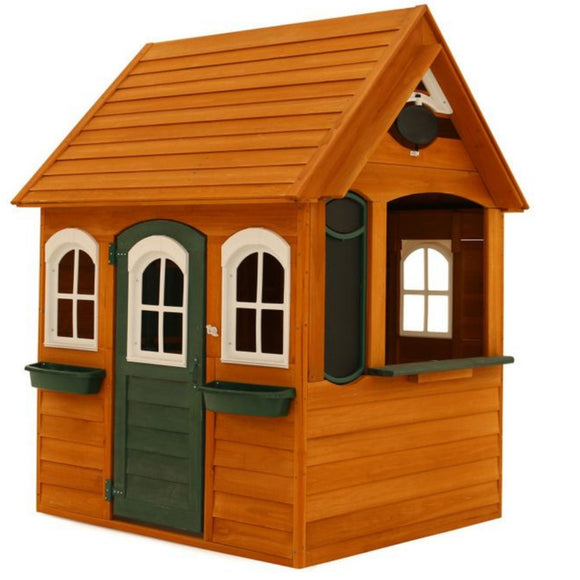 Bancroft Wooden Playhouse