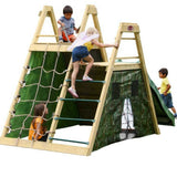 Plum® Climbing Pyramid Play Centre