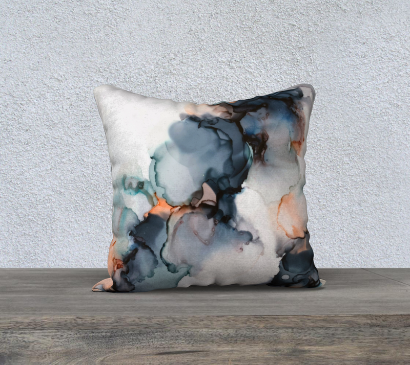 "Pillow Sham 18""x18"" 