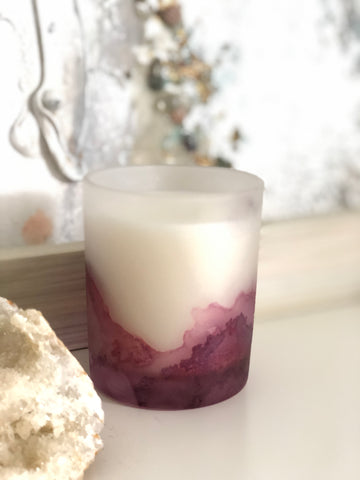 Premium Candle | Coconut + Soy Blend | Anticipation