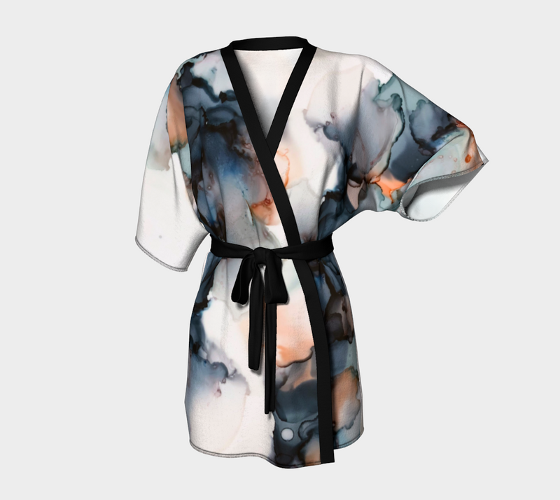 Kimono Robe | Into the Night