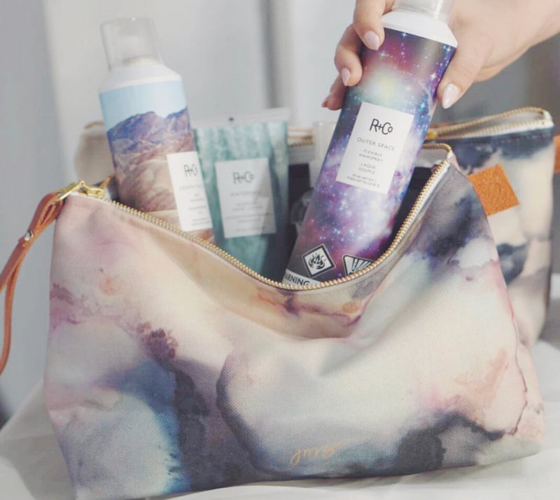 Beauty Bag | Summer Storms
