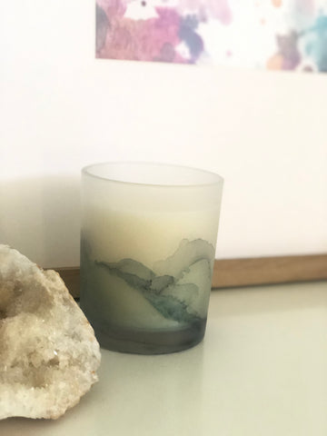 Premium Candle | Coconut + Soy Blend | Palm Desert