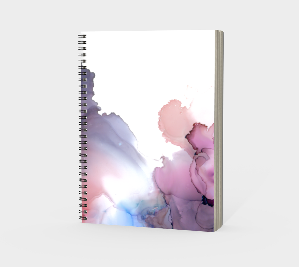 Spiral Notebook | Wishful Thinking