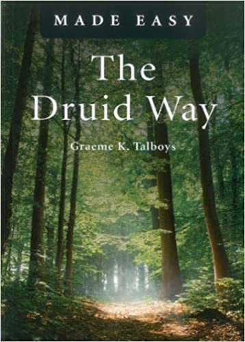 The Druid Way Made Easy - Graeme Talboys