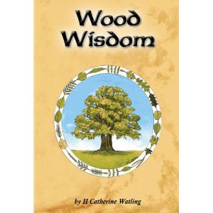 Wood Wisdom - Cards for Meditation and Guidance - H. Catherine Watling