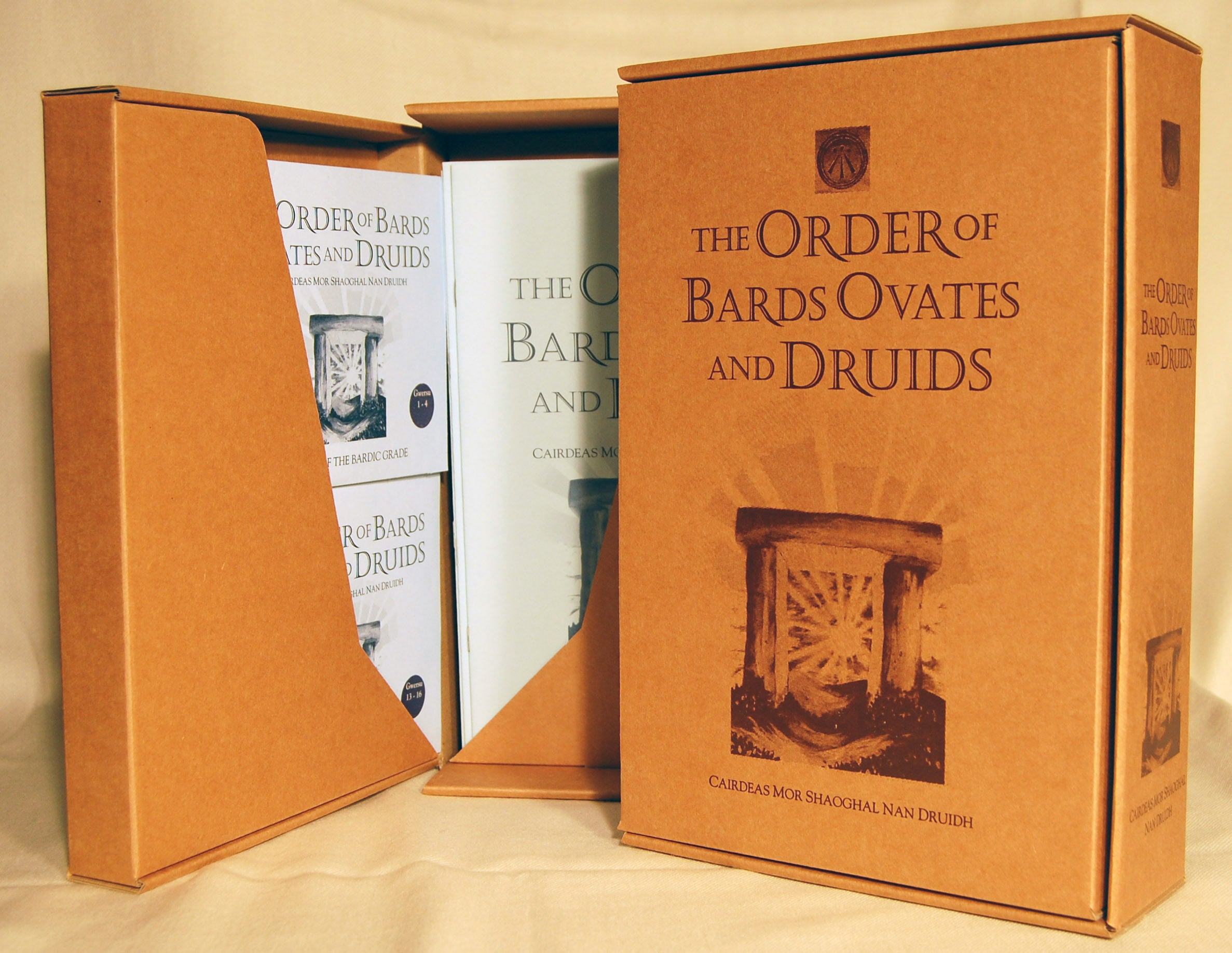 OBOD Gwersi Storage Box