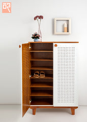 Perforated Shoebox by Bohu ; Modern Furniture ; Bangladesh ; Visit www.bohubd.com