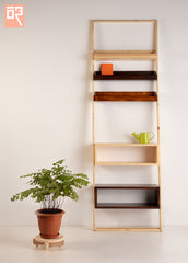 Ladder Shelf by Bohu ; Modern Furniture ; Bangladesh ; Visit www.bohubd.com