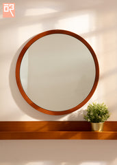 Shelf & Mirror by Bohu ; Modern Furniture ; Bangladesh ; Visit www.bohubd.com