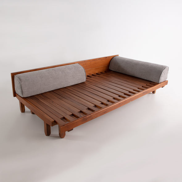 Divan to Double Bed by Bohu, Size: 36 in X 72 in; Visit bohubd.com