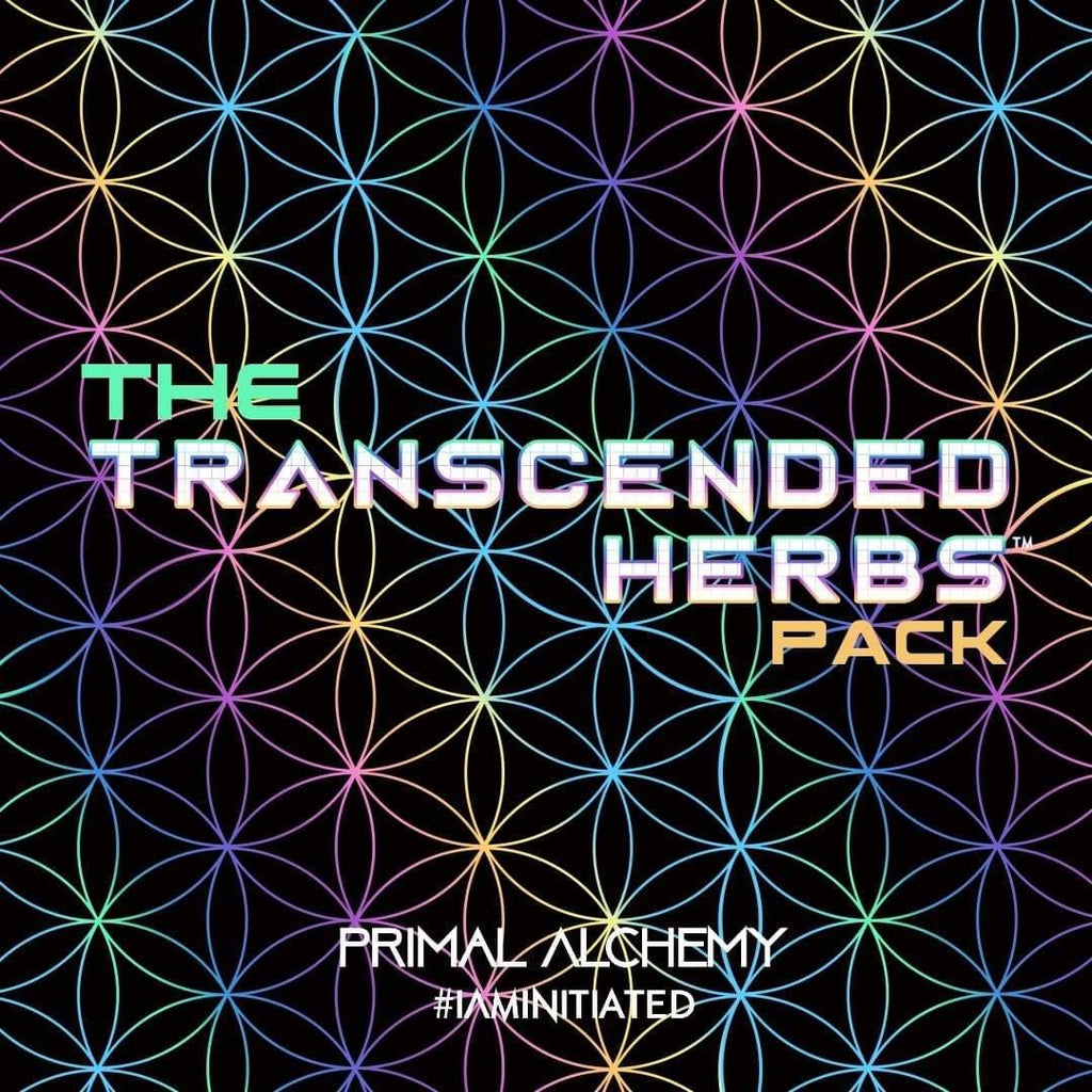 The Transcended Herbs Pack - PrimalAlchemy