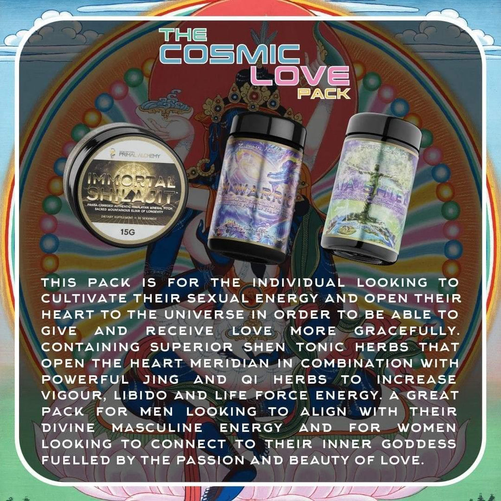 The Cosmic Love Pack - PrimalAlchemy
