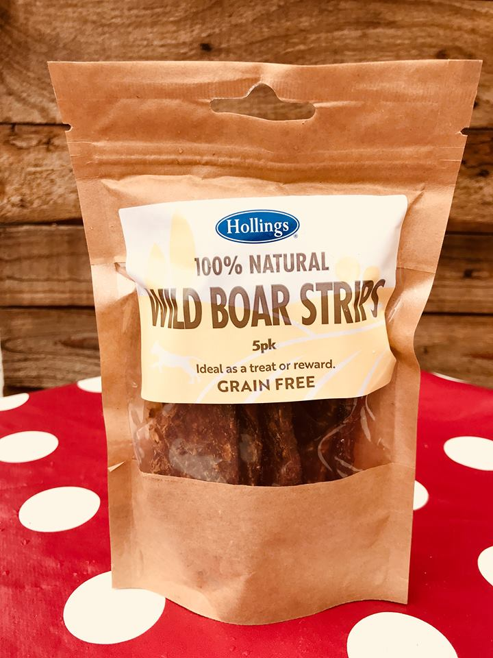 Wild Boar Strips
