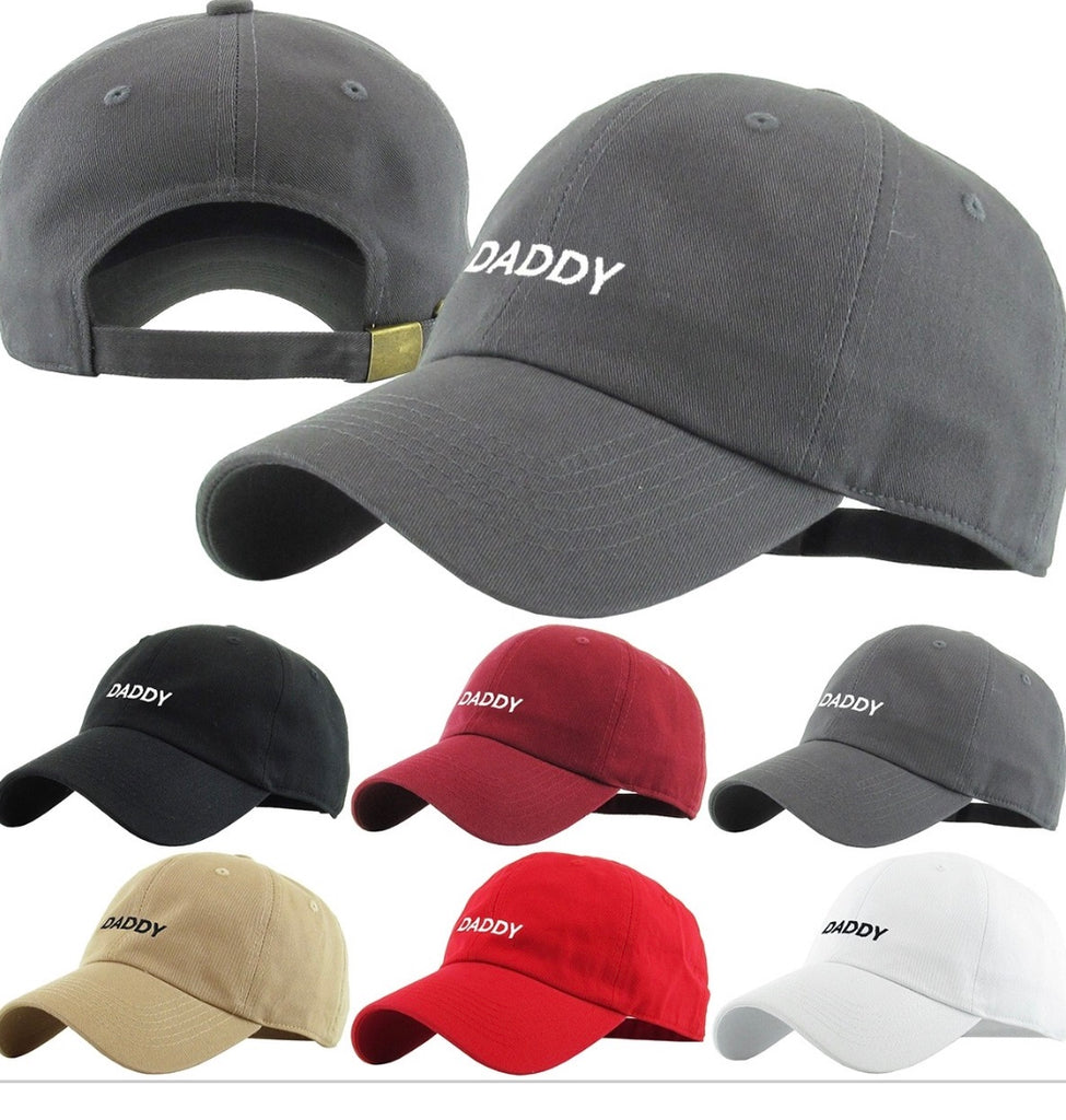 Daddy Dad Hat · Daddy Dad Hat. Griit Co Custom Apparel 9df6fae90ce8