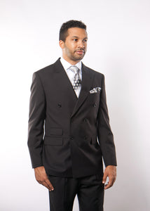 ROSSI MAN DOUBLE BREASTED SUIT ARTHUR RM101