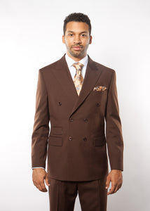 ROSSI MAN DOUBLE BREASTED SUIT ARTHUR RM118