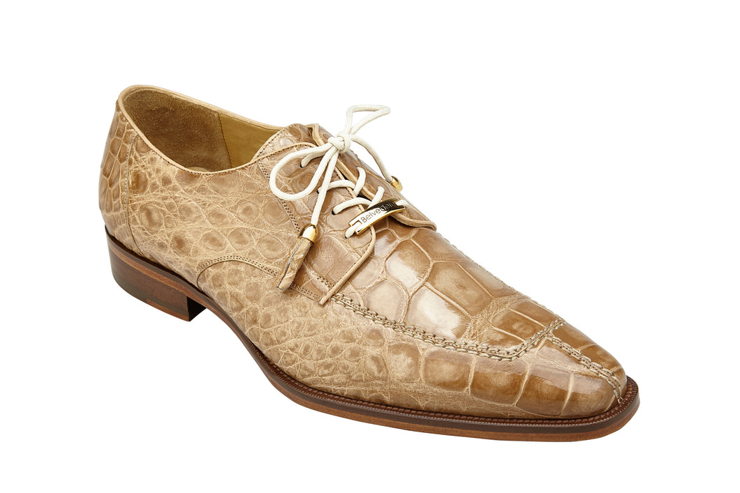 Belvedere Shoes Lorenzo Taupe