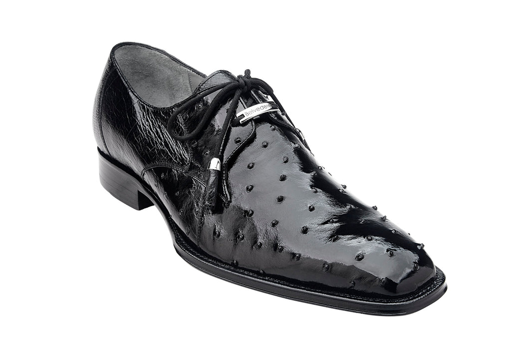 Belvedere Shoes Isola - Black