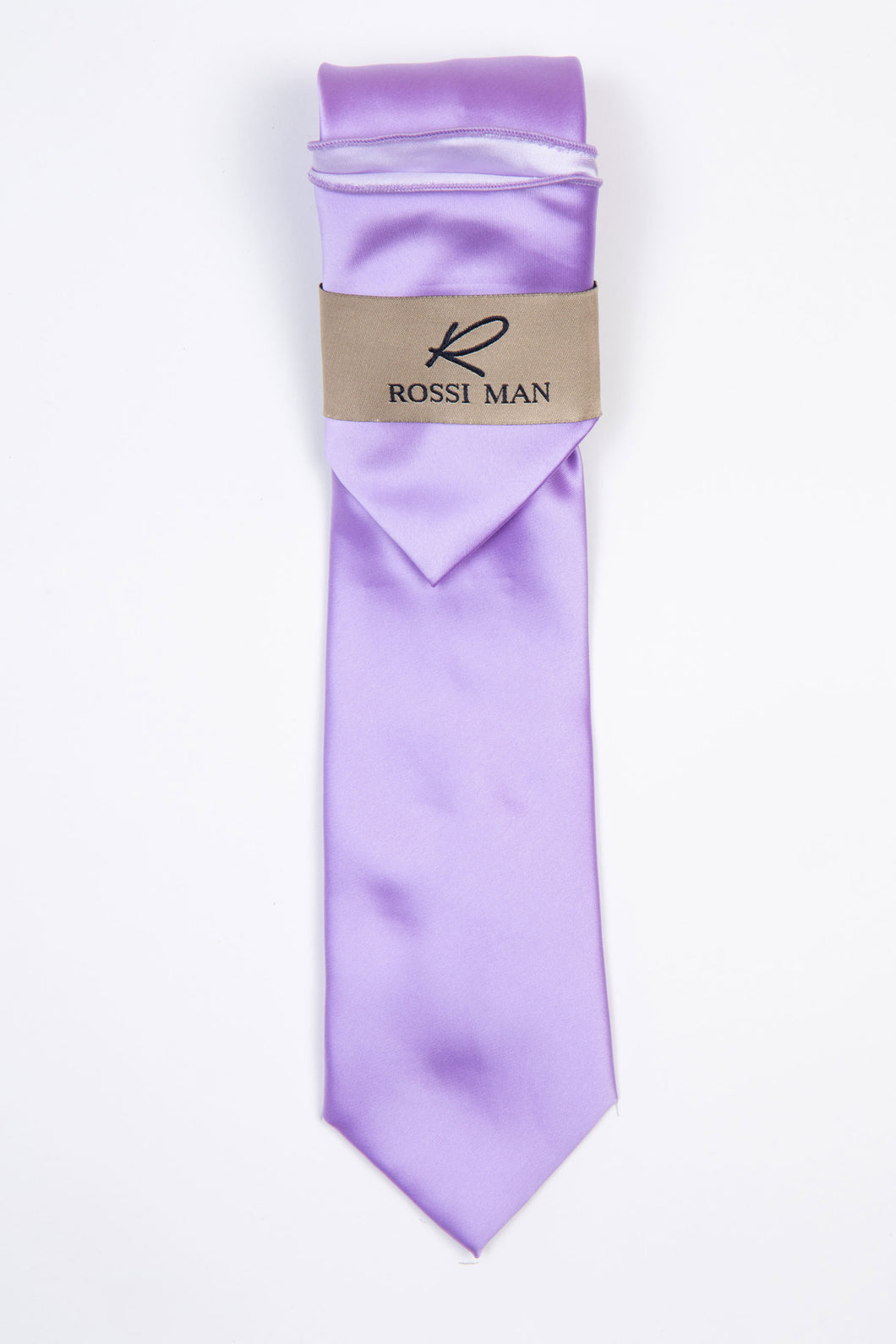 Rossi Man Tie and Pocket Round - RMR665-13