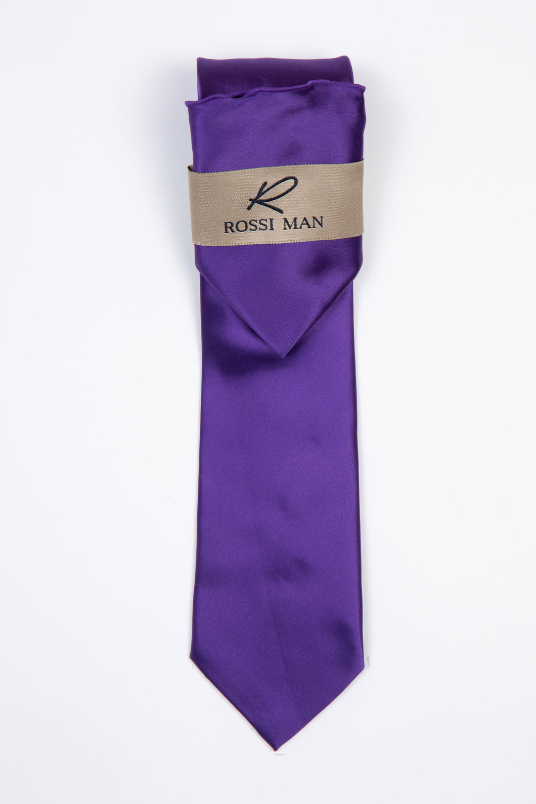 Rossi Man Tie and Pocket Round - RMR665-14