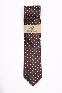 Rossi Man Tie and Pocket Round - RMR662-12