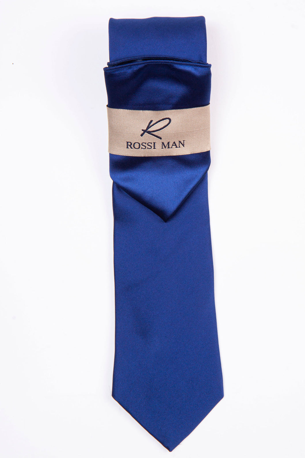 Rossi Man Tie and Pocket Round - RMR665-10