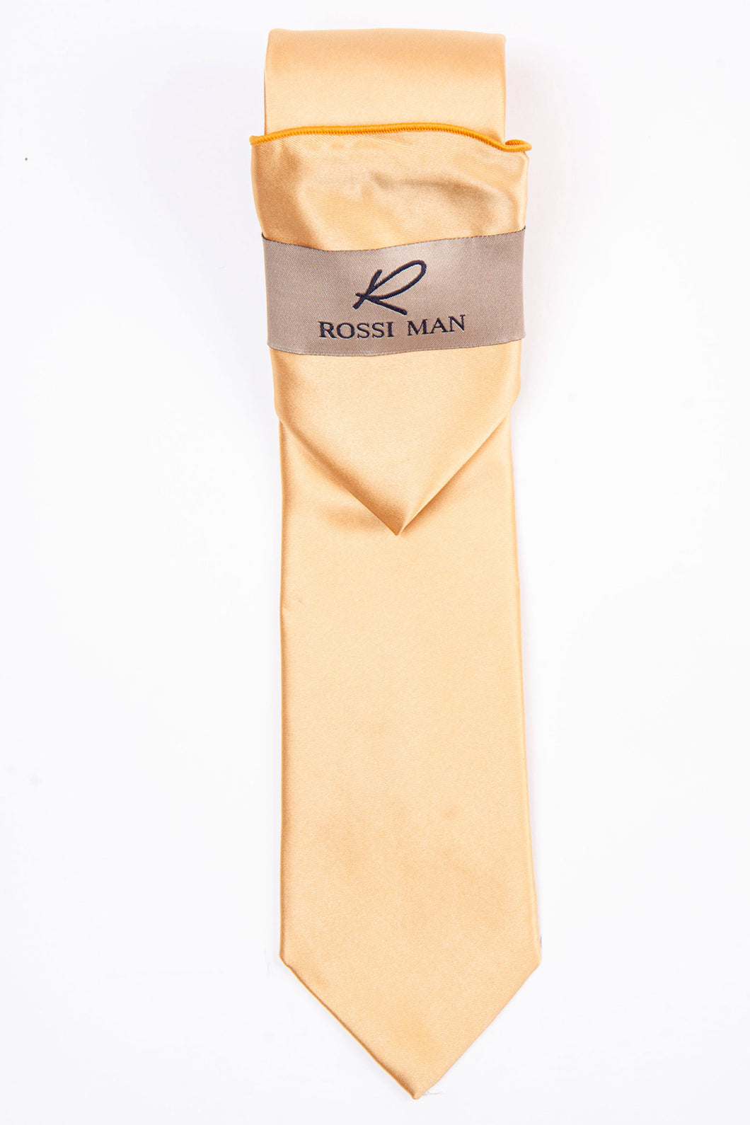 Rossi Man Tie and Pocket Round - RMR665-11