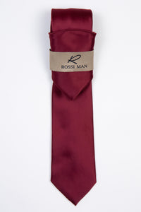 Rossi Man Tie and Pocket Round - RMR665-12