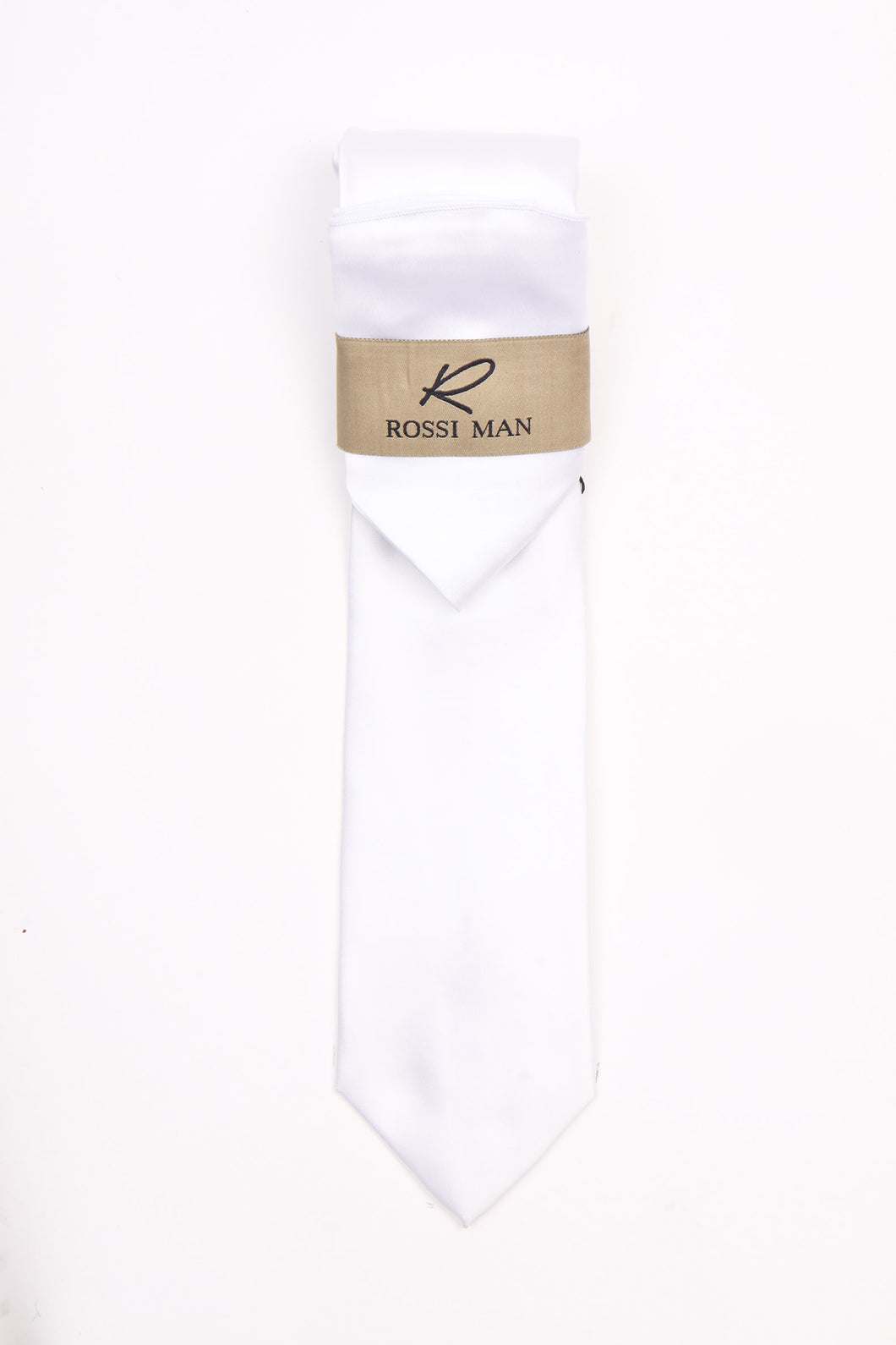 Rossi Man Tie and Pocket Round - RMR665-2
