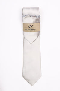 Rossi Man Tie and Pocket Round - RMR665-6