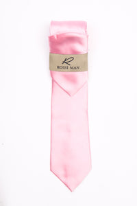 Rossi Man Tie and Pocket Round - RMR665-8
