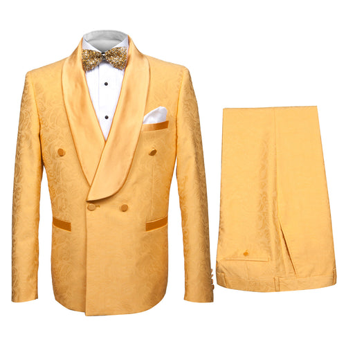 Rossi Man Smoking DBV Double Breast Tuxedo RM1074