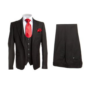 ROSSI MAN SLIM FIT 3 PIECE SUIT SYDNEY RM1101