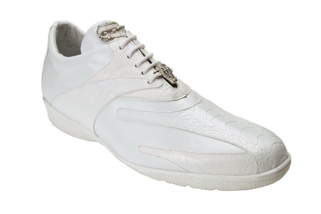 Belvedere Shoes Sneakers Bene-White