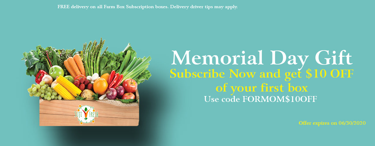 Farm Box Subscriptions