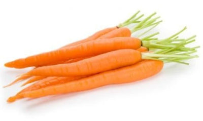 Orange Carrots - 2-Pounds - Organic
