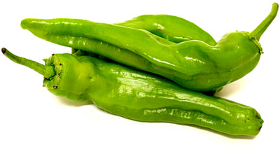 Hatch/Anaheim Peppers - Organic