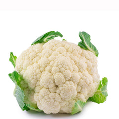 Cauliflower - 1 Head - Organic