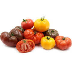 Heirloom Tomatoes Mixed Variety - Organic