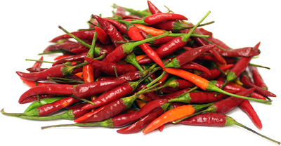 Thai Chilli Peppers - Organic