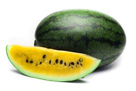 Yellow Watermelon  - Organic