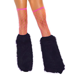 Furry Boot Covers