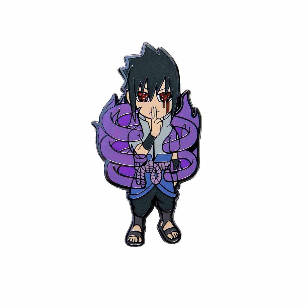Purple Susanoo Pin